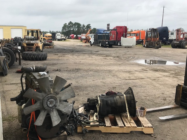 Truck Yard 2-Stone